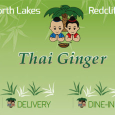 Thai Ginger Redcliffe