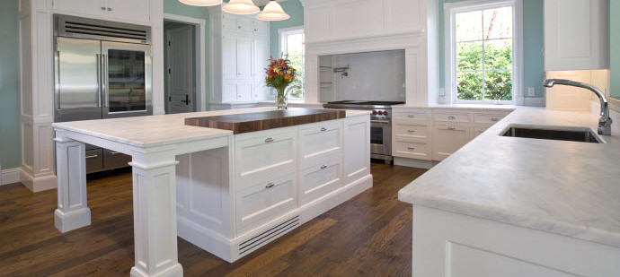 Marble Kitchen Benchtops