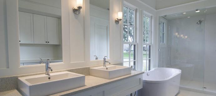 Stone Top Bathroom Vanity