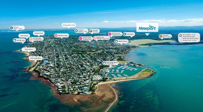 Newport-Stockland-Development