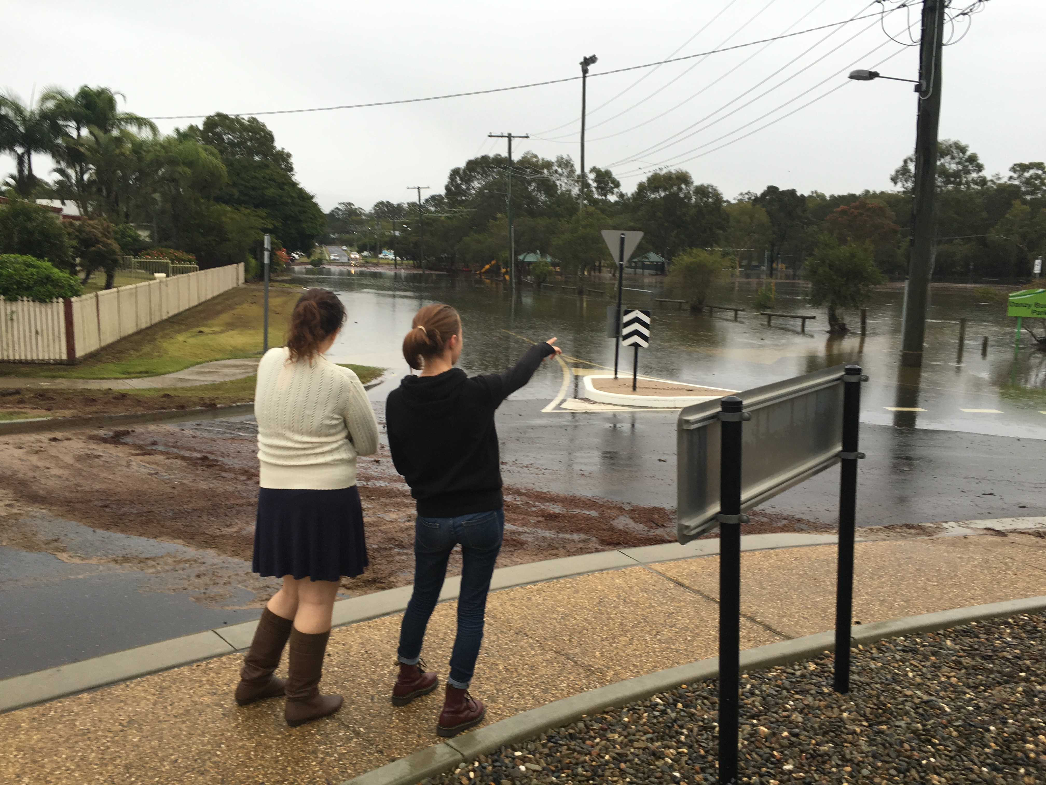 Initial-Flood-watch-issued-Moreton-Bay